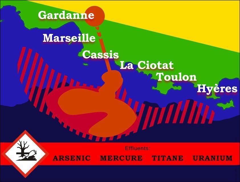 carte boues rouges